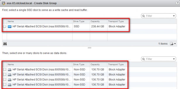 VSAN: Local disks not showing up? Wipe your disks straight from the