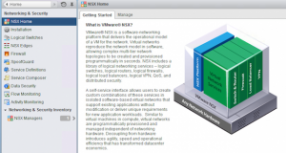 NSX Basics: Creating a logical switch