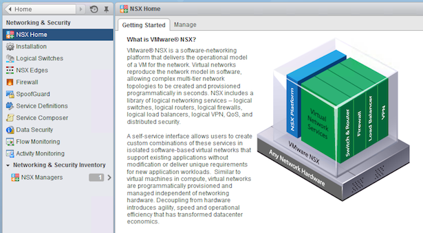 NSX Basics: Creating a logical switch