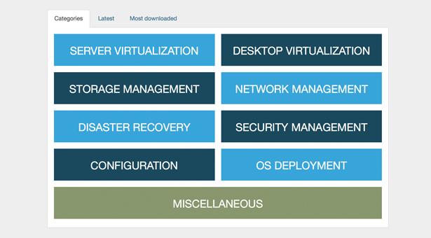 A closer look at flowgrab.com – vCO collaboration platform