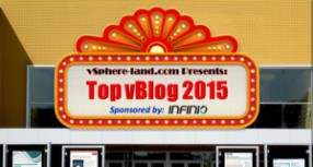 It's time for the annual vBlog voting – Voting closed