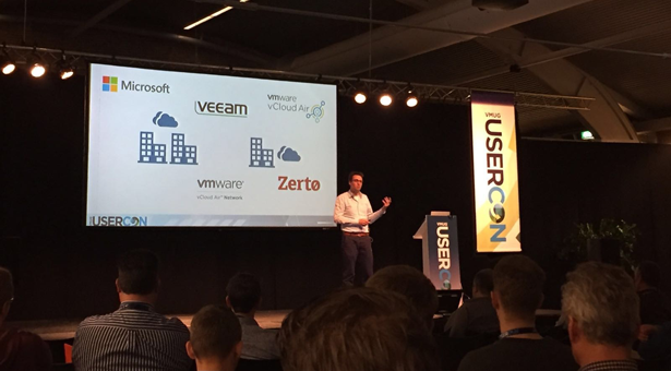 NLVMUG 2016: Everything about DR & DRaaS – presentation available for download
