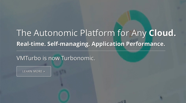 VMTurbo is now Turbonomic