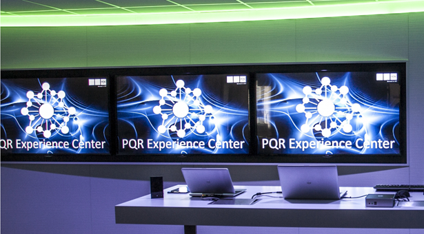 Please welcome the SDDC to the PQR Experience Center!
